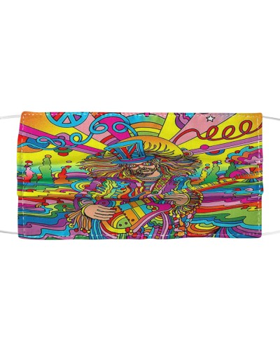 Colorful Artist Hippie