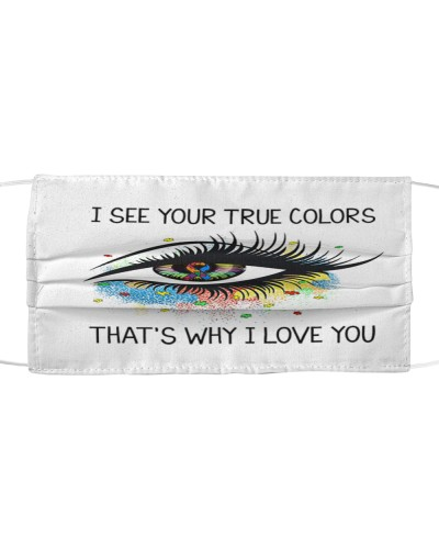 I See Your True Color