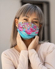 Flamingo 8 Cloth face mask aos-face-mask-lifestyle-17