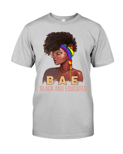BAE - BLACK AND EDUCATED