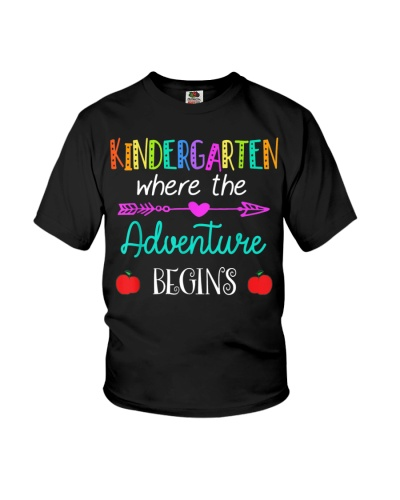 Kindergarten Where The Adventure Begins