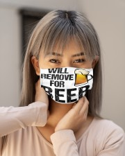 Will remove for beer face mask Cloth Face Mask - 3 Pack aos-face-mask-lifestyle-18