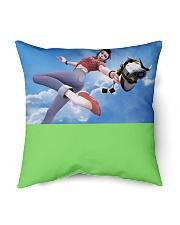 """xssdsd Indoor Pillow - 16"""" x 16"""" thumbnail"""