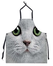 Cat Lovers our style - Get yours Apron thumbnail