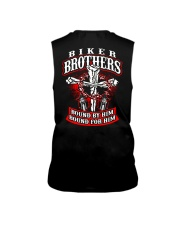 Jesus Motorcycle Cross Biker Brothers Sleeveless Tee thumbnail