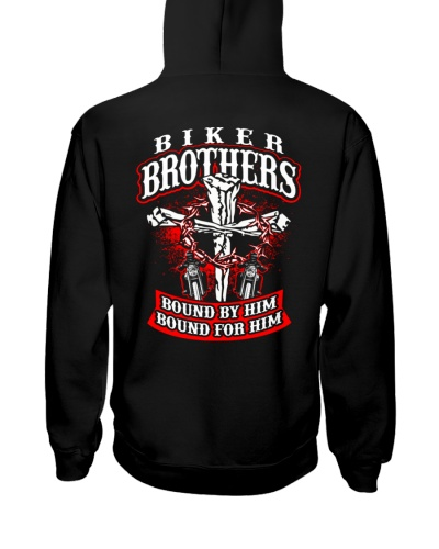 Jesus Motorcycle Cross Biker Brothers