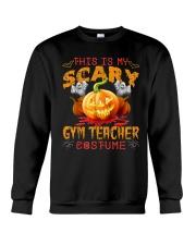 This Is My Scary Gym Teacher Costume T-shirt  Crewneck Sweatshirt thumbnail