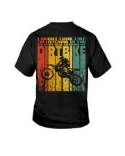 In My Head I'm Riding My Dirt Bike Youth T-Shirt thumbnail