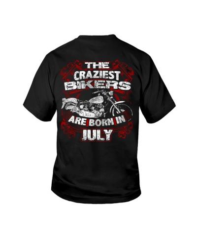 July Birthday Motorcycle