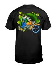 Irish Motorcycle Shirt Biker Classic T-Shirt thumbnail