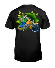 Irish Motorcycle Shirt Biker Premium Fit Mens Tee thumbnail