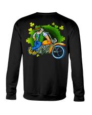 Irish Motorcycle Shirt Biker Crewneck Sweatshirt thumbnail