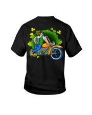 Irish Motorcycle Shirt Biker Youth T-Shirt thumbnail