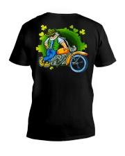 Irish Motorcycle Shirt Biker V-Neck T-Shirt thumbnail