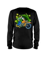 Irish Motorcycle Shirt Biker Long Sleeve Tee thumbnail