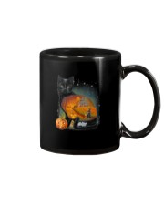 Black Cat - Halloween inside t-shirt Funny witch  Mug thumbnail