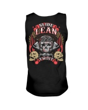 Slide Lean Twist Cool Skull Biker Motorcycle Unisex Tank thumbnail