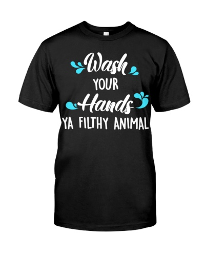 Funny Wash Your Hand Awareness