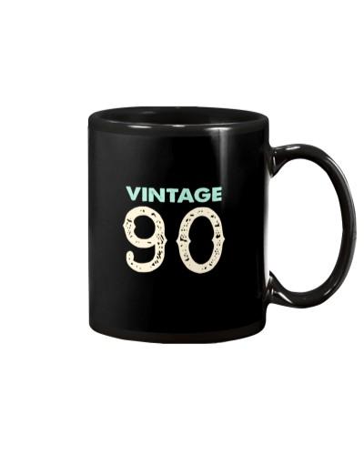 Vintage 1990 30 Years Old 30th Birthday