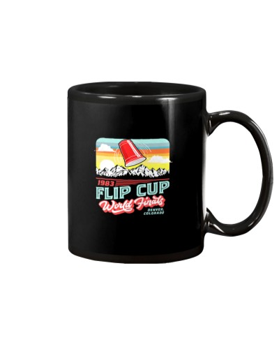 Vintage Flip Cup Championship Retro 80's