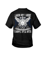 Jesus Motorcycle Youth T-Shirt thumbnail