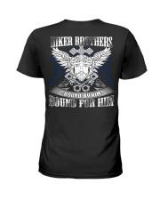 Jesus Motorcycle Ladies T-Shirt thumbnail
