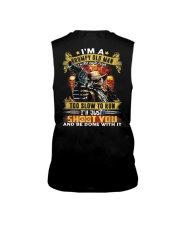 I'm A Grumpy Old Man Too Old To Fight Sleeveless Tee thumbnail