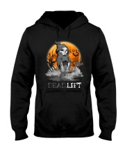 Weight Lifting Death Deadlift Halloween Gift Shirt Hooded Sweatshirt thumbnail
