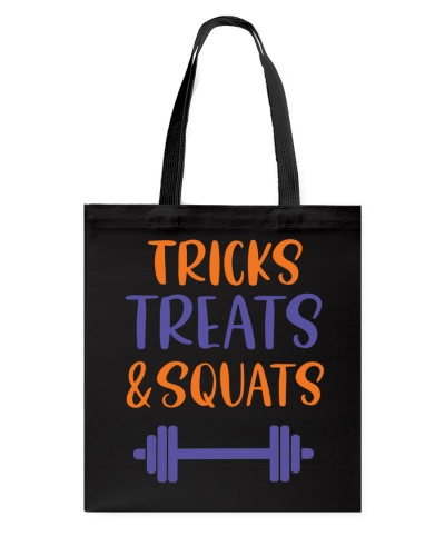 Tricks Treats and Squats Halloween Gym Workout