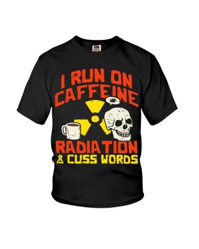 Radiology Coffee Run On Caffeine Radiation