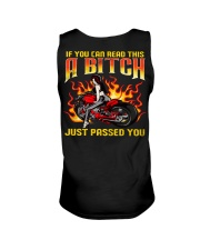 Motorcycle This Chick Just Passed You Unisex Tank thumbnail
