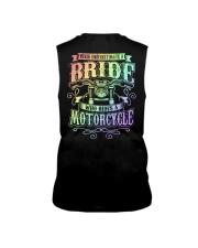 Sexy Biker Never Underestimate Bride Motorcycle Sleeveless Tee thumbnail