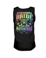 Sexy Biker Never Underestimate Bride Motorcycle Unisex Tank thumbnail