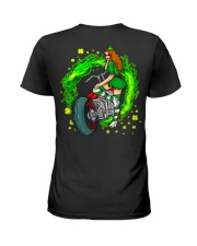 Irish Motorcycle Ladies T-Shirt thumbnail