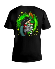 Irish Motorcycle V-Neck T-Shirt thumbnail