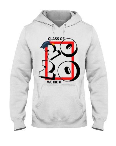 Hoodie Graduation 2020