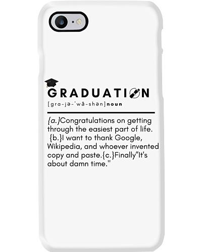 Definition of graduation