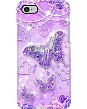 Fibromyalgia Awareness Phone Case i-phone-8-case