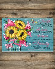 Faith Love Hope Family 17x11 Poster poster-landscape-17x11-lifestyle-14