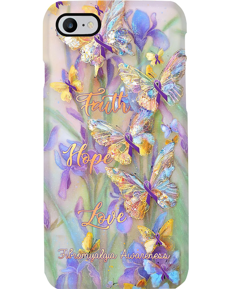 Faith Hope Love Phone Case