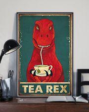 Tea rex 11x17 Poster lifestyle-poster-2