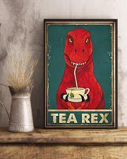 Tea rex 11x17 Poster lifestyle-poster-3