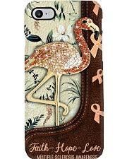Faith Hope Love - Pattern Print Phone Case i-phone-8-case