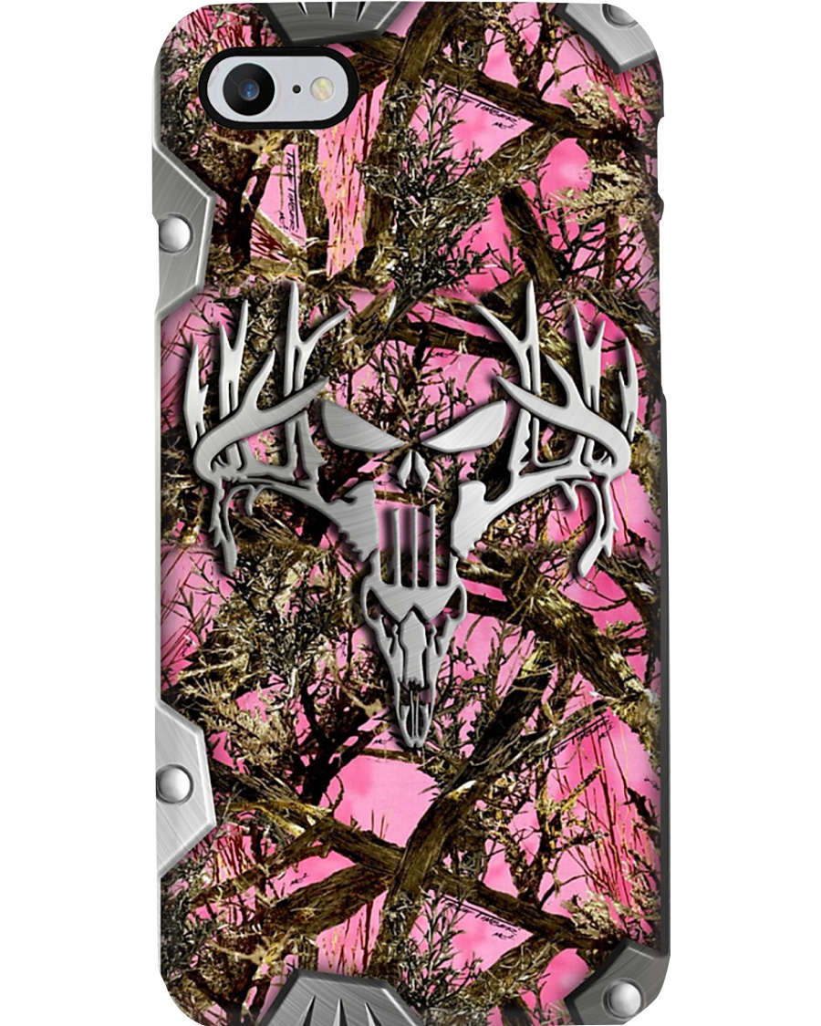 Country Girl Metal Pattern Print  Phone Case