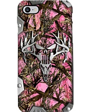 Country Girl Metal Pattern Print  Phone Case i-phone-7-case