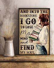 And into the book store 11x17 Poster lifestyle-poster-3