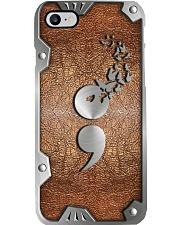 Semicolon Phone Case i-phone-8-case