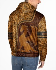 Dragon Leather pattern print Men's All Over Print Hoodie aos-complex-men-hoodie-lifestyle-back-01