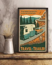 Travel by trailer 11x17 Poster lifestyle-poster-3