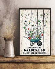 And into the garden I go 11x17 Poster lifestyle-poster-3